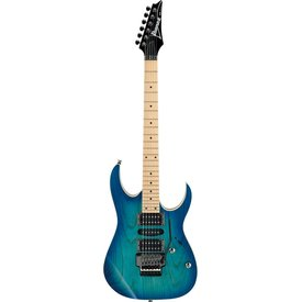 Ibanez Ibanez RG470AHMBMT RG Standard 6str Electric Guitar - Blue Moon Burst