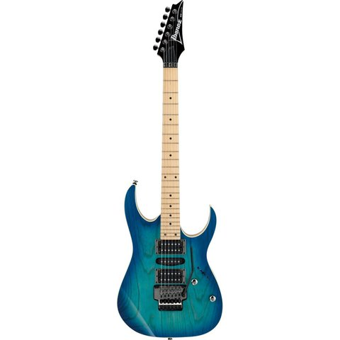 Ibanez RG470AHMBMT RG Standard 6str Electric Guitar - Blue Moon Burst