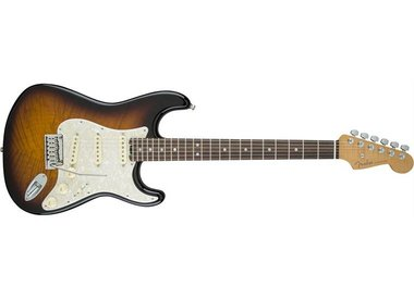 Fender Limited Run Stratocasters