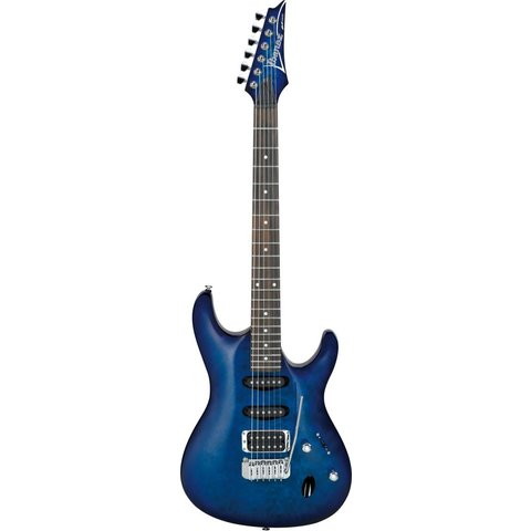 Ibanez SA160QMSPB SA Standard 6str Electric Guitar - Sapphire Blue