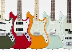 Shop ALL Fender Offset & Other Guitars