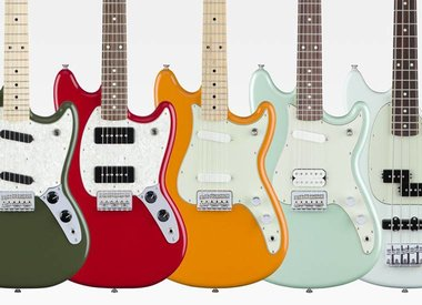 Shop ALL Fender Offset & Other Guitars