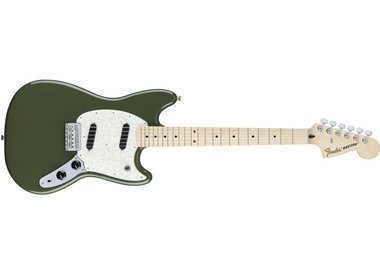 Shop Fender Mustang Guitars - $299-$499