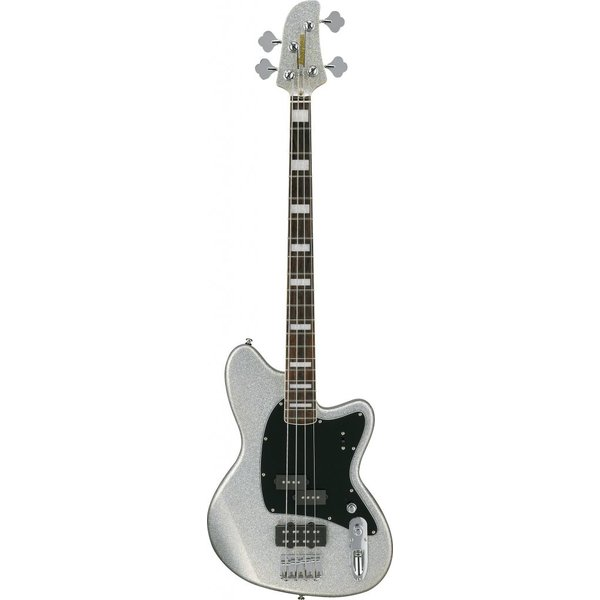 Ibanez Ibanez TMB310SVP Talman Bass Standard 4str Electric Bass - Silver Sparkle