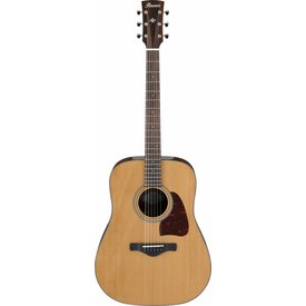 Ibanez Ibanez AVD9NT Artwood Vintage Thermo Aged Dreadnought Acoustic Natural Gloss