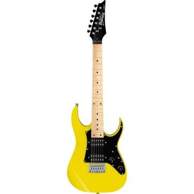 Ibanez Ibanez GRGM21MYL GIO RG miKro 6str Electric Guitar - Yellow