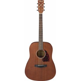 Ibanez Ibanez PF12MHOPN Performance Dreadnought Acoustic Guitar - Open Pore Natural