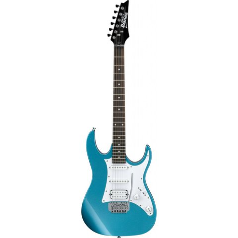 Ibanez GRX40ZMLB GIO RX 6str Electric Guitar - Metallic Light Blue