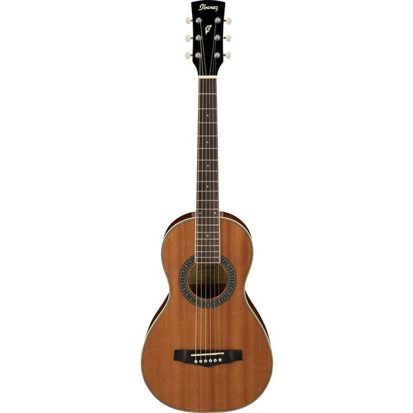 Ibanez Ibanez PN1MHNT Performance Parlor Acoustic Guitar Mahogany Top Natural