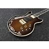 Ibanez BWM1BS Bob Weir Signature Electric Guitar Brown Sunburst High Gloss