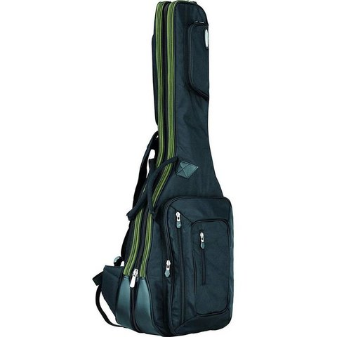 Ibanez IGB2621BK POWERPAD Double bag for El. Guitar