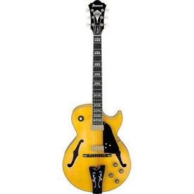 Ibanez Ibanez GB40THIIAA George Benson Signature 6str Electric Guitar w/Case - Antique Amber