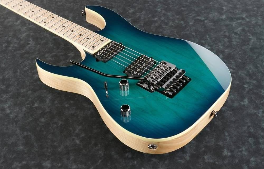 ibanez ibanez rg652ahmlngb rg prestige 6str electric guitar left handed nebula green melody. Black Bedroom Furniture Sets. Home Design Ideas