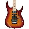 Ibanez RG657MSKSTB RG Prestige 6str Electric Guitar w/Case - Sunset Burst