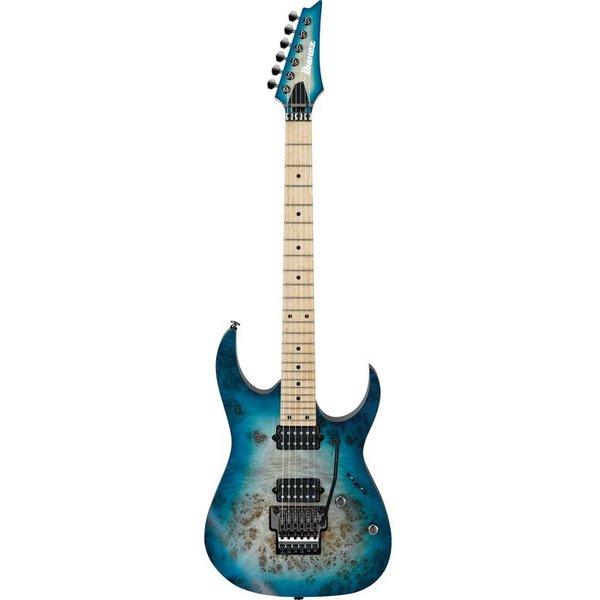 Ibanez Ibanez RG652MPBGFB RG Prestige 6str Electric Guitar Ghost Fleet Blue Burst