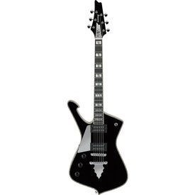Ibanez Ibanez PS120LBK Paul Stanley Signature 6str Electric Guitar Left Handed - Black