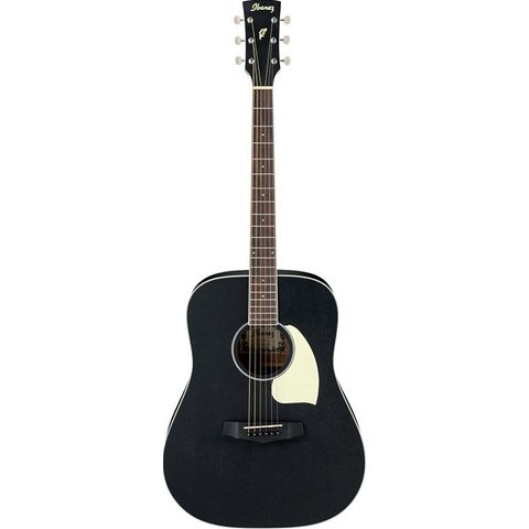Ibanez PF14WK Performance Dreadnought Acoustic Guitar - Weathered Black