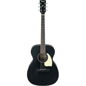 Ibanez Ibanez PC14WK Performance Grand Concert Acoustic Guitar - Weathered Black