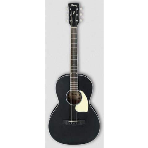 Ibanez PN14WK Performance Parlor Acoustic Guitar - Weathered Black