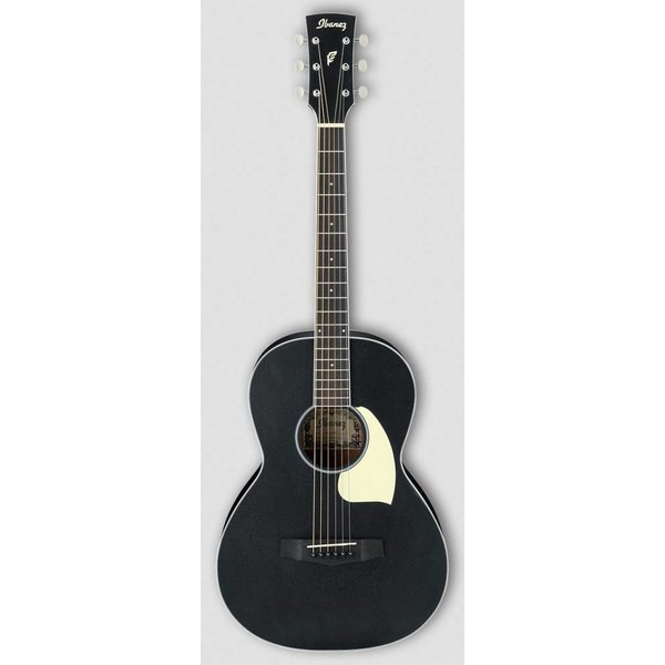 Ibanez Ibanez PN14WK Performance Parlor Acoustic Guitar - Weathered Black