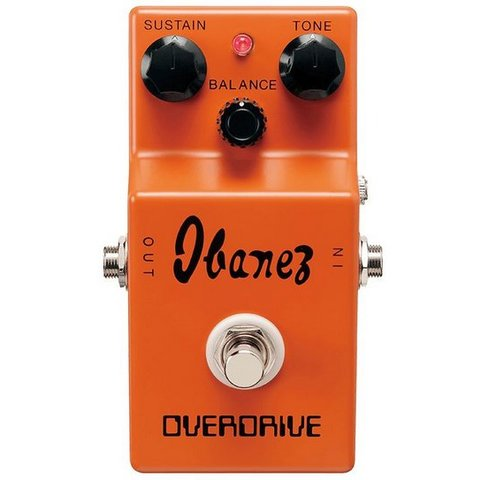 Ibanez OD850 OD850 OVERDRIVE REISSUE