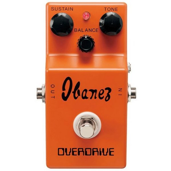 Ibanez Ibanez OD850 OD850 OVERDRIVE REISSUE