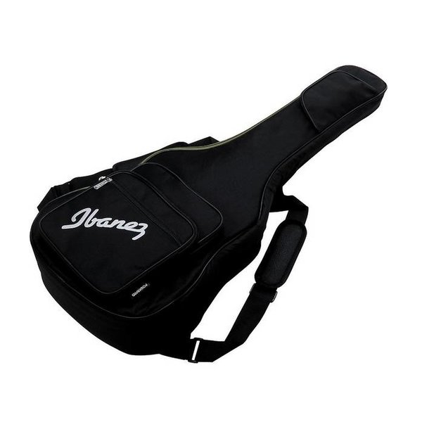 Ibanez Ibanez ICB510BK POWERPAD gig bag for Acoustic Guitar (Classical AVN1 ANT1 PN15)