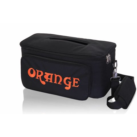 Orange GIG BAG LARGE Soft gig bag for Dual Terror head, includes strap