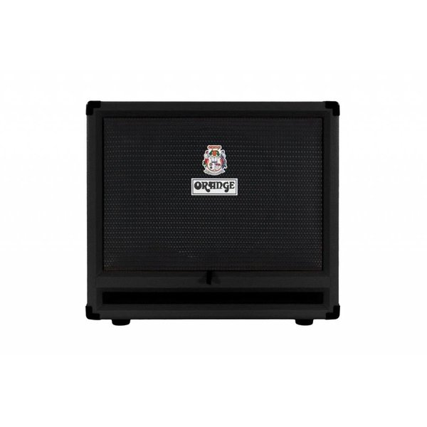 Orange Orange OBC212 Black 212 Isobaric cabinet neodymium Emminence speakers 600 watts