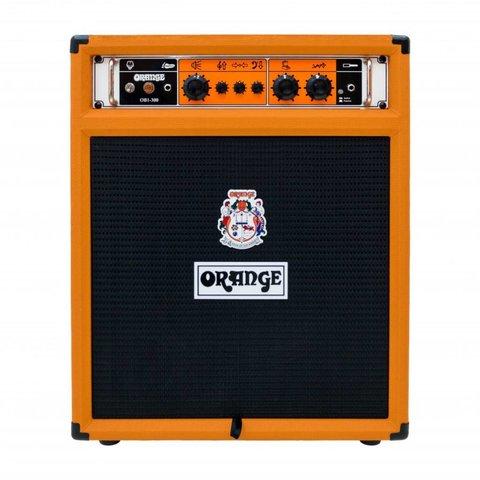"Orange OB1-300C 300 watt combo 15"" Eminence neo speaker front ported cabinet"