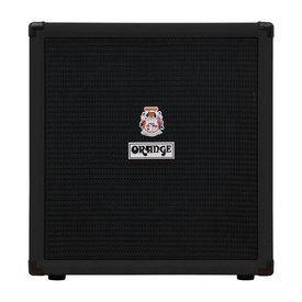 "Orange Orange Crush Bass 100 Black 100 watt, EQ, Para Mid, Gain & Blend, 15"" spkr, CabSim HP out, XLR, Aux, FX Lp, Tuner"