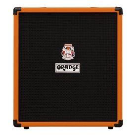 "Orange Orange Crush Bass 50 50 watt, EQ, Para Mid, Gain & Blend, 12"" spkr, CabSim HP Out, Aux In, FX Loop, Tuner"