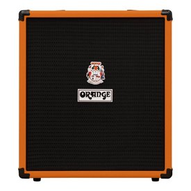 Orange Orange Crush Bass 50 watt 12'' spkr CabSim HP Out Aux In FX Loop Tuner