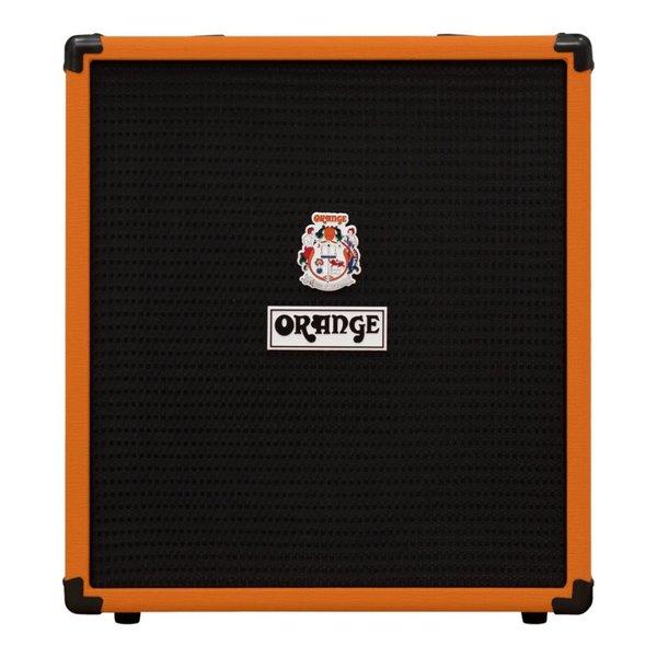 "Orange Orange Crush Bass 50 watt 12"" spkr CabSim HP Out Aux In FX Loop Tuner"