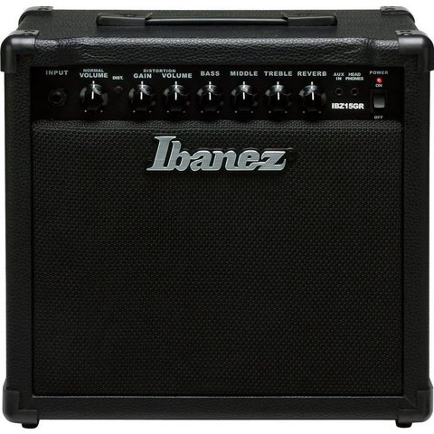 Ibanez IBZ15GR GUITAR AMP