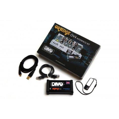 Orange DIVO OV4 Tube Management System for 4 valve amplifiers