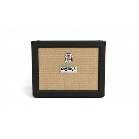 Orange PPC212OB Black 2X12 Open-back Celestion V30 speakers - 16 ohm 120 watts