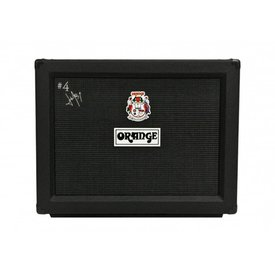 "Orange Orange Jim Root PPC212JR 212 Closed Back Voice of the World 12"" Black 16ohm 120watts"