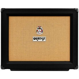 Orange Orange PPC112 Black 1X12 Closed-back cab loaded w Celestion V30 16 ohm 60 watts