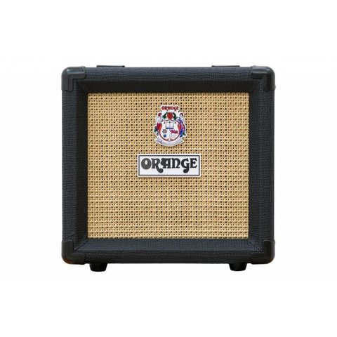 Orange PPC108 BLK 1x8 Speaker 20 watts 8 ohm closed back cabinet Micro Terror