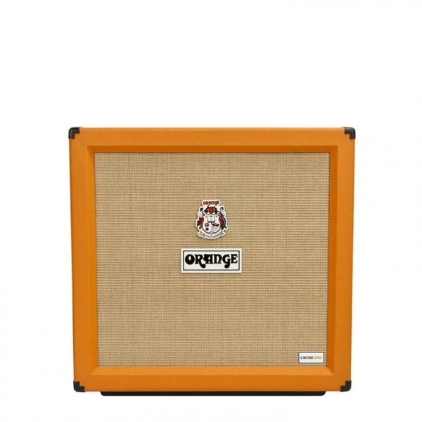"Orange Orange CR PRO 412 Crush Pro 4x12 Closed back cab 12"" speakers 16 ohm 240 watts"