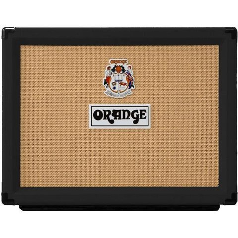 Orange ROCKER-32-BLK 30/15 watt combo, 2X10'' VOTW gold label spkr, natural/dirty channel, mono or stero FX return