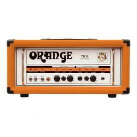 Orange Orange TH30H 30/15/7 watt Class A Tube Head 2-channel effects loop EL84