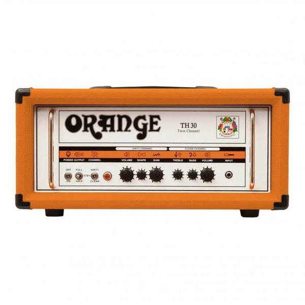 Orange Orange TH30H 30/15/7 watt Class A Tube Head 2-channel effects loop EL84