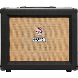 "Orange Orange Crush Pro CR60C Black 60 Watt 1x12"" combo Rockerverb Voiced"