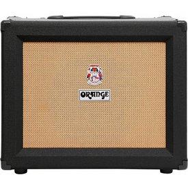"Orange Orange Crush Pro CR60C Black 60 Watt 1x12"" Voice of the World combo, Rockerverb voiced, 3 voice reverb"