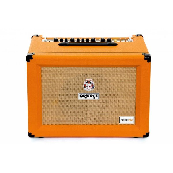 Orange Orange Crush Pro CR60C 60 Watt 112 combo Rockerverb voiced 3 voice reverb