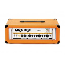 Orange Orange CR120H 120 Watt head Rockerverb clean/dirty channels 3 voice reverb