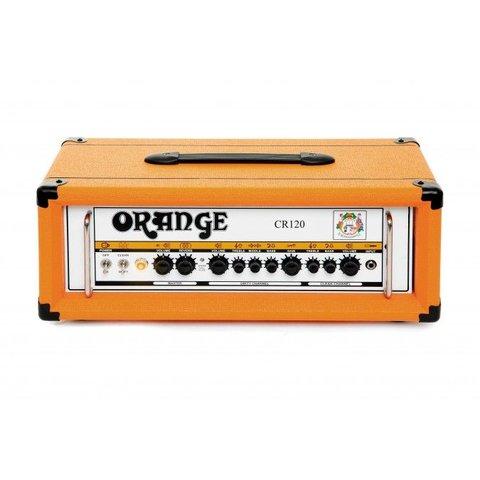 Orange CR120H 120 Watt head Rockerverb clean/dirty channels 3 voice reverb