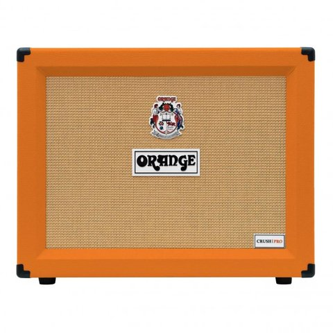 "Orange Crush Pro CR120C 120 Watt 2x12"" combo 3 voice reverb"